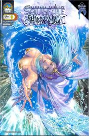 Soulfire Shadow Magic #0 Cover A (2008) Aspen comic book